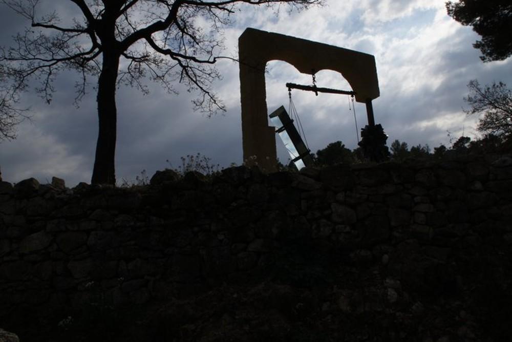 Foto artist Chateau la Coste Francie